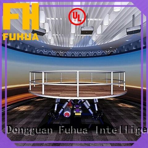 Fuhua experience earthquake simulator for education for school
