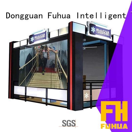vr bridge suspension bridge Fuhua Brand vr bridge simulator