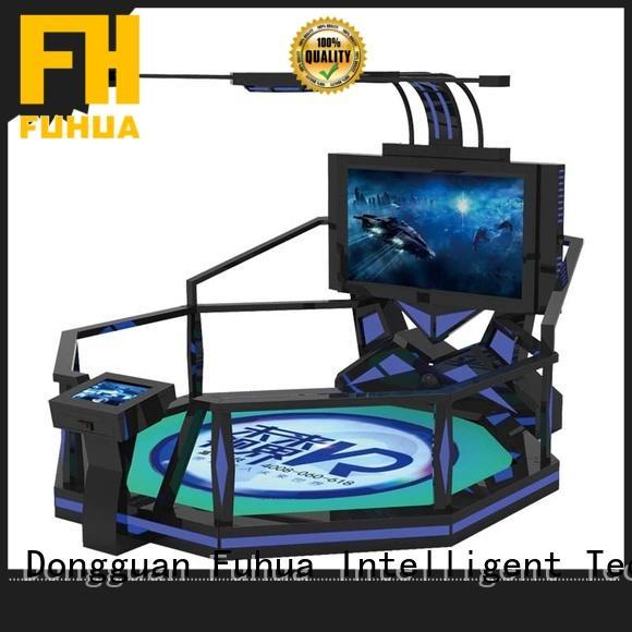 steam most shooting game simulator treadmill Fuhua company