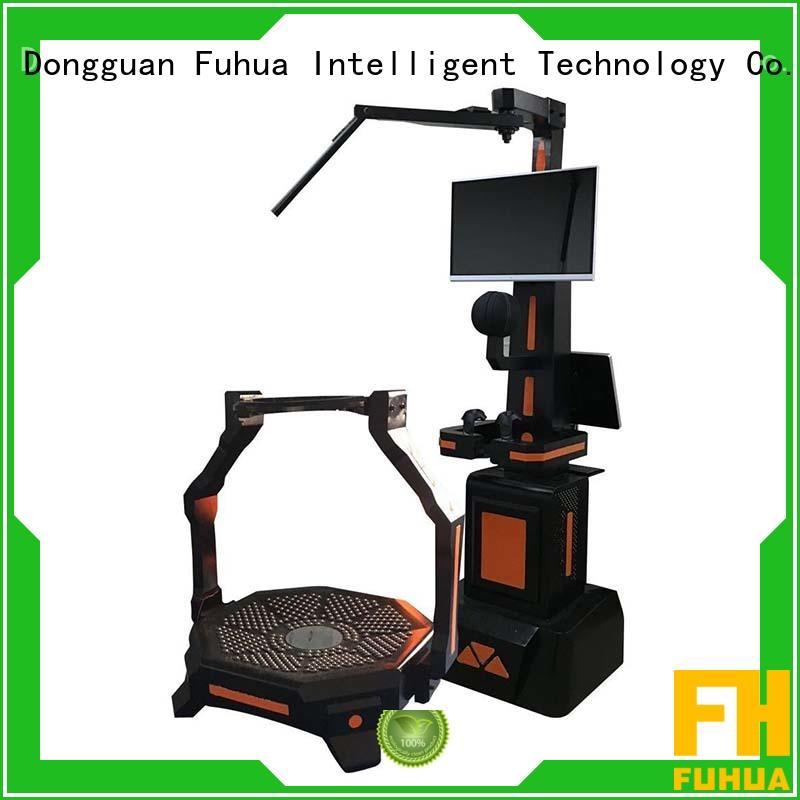 Fuhua Attractive virtual reality guns machine for cinema
