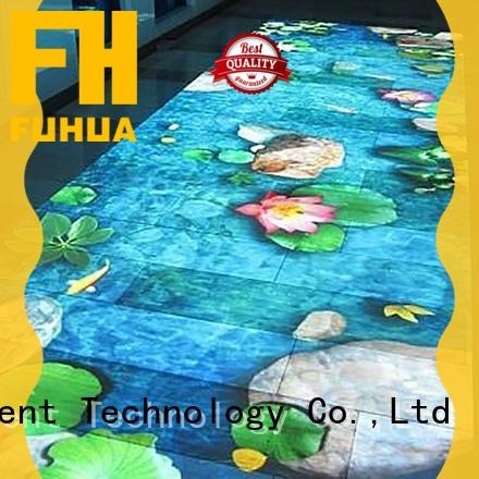 Fuhua simple interactive projection supply for aquarium