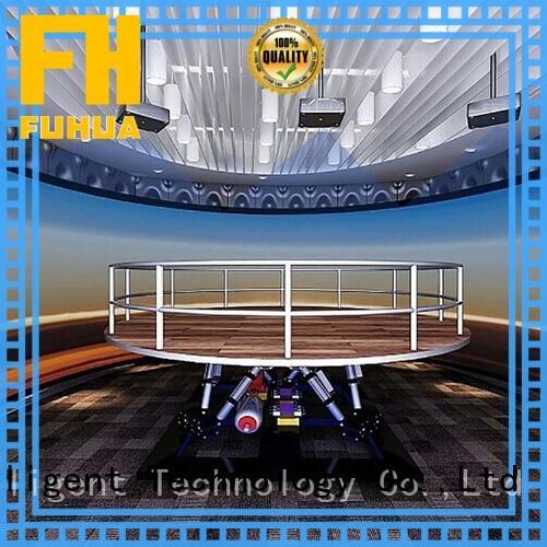 high performance earthquake simulator earthquake manufacture for scenic area