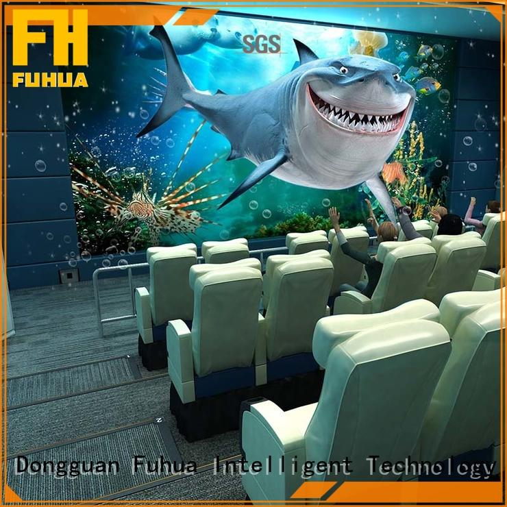 Virtual Reality 5d cinema xd for adults for cinema