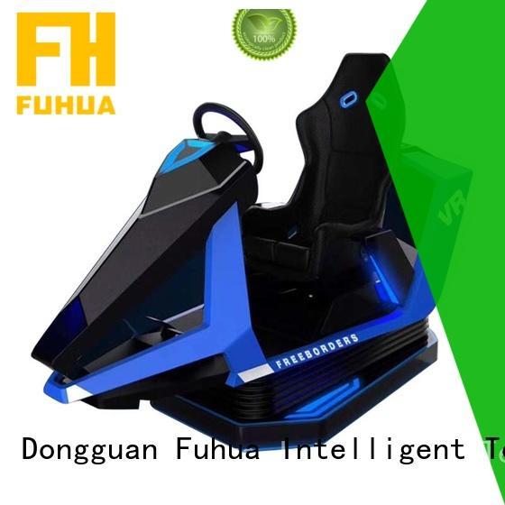 Fuhua flight best racing simulator engines for park