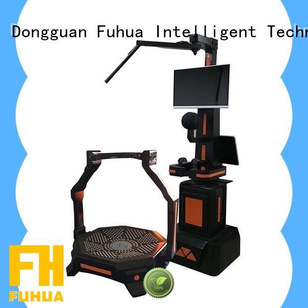 Quality Fuhua Brand shooting vr games park