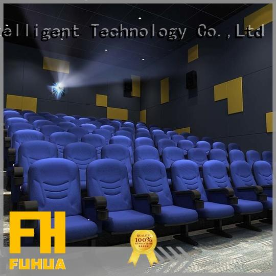 Fuhua price 3d theater for amusement