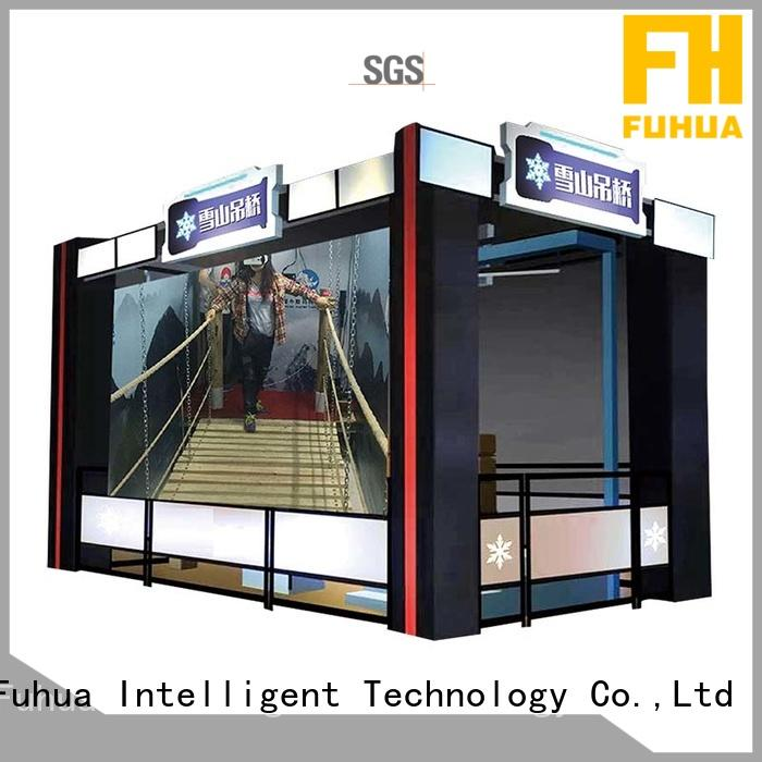 Fuhua entertainment virtual reality bridge Special design for cinemas