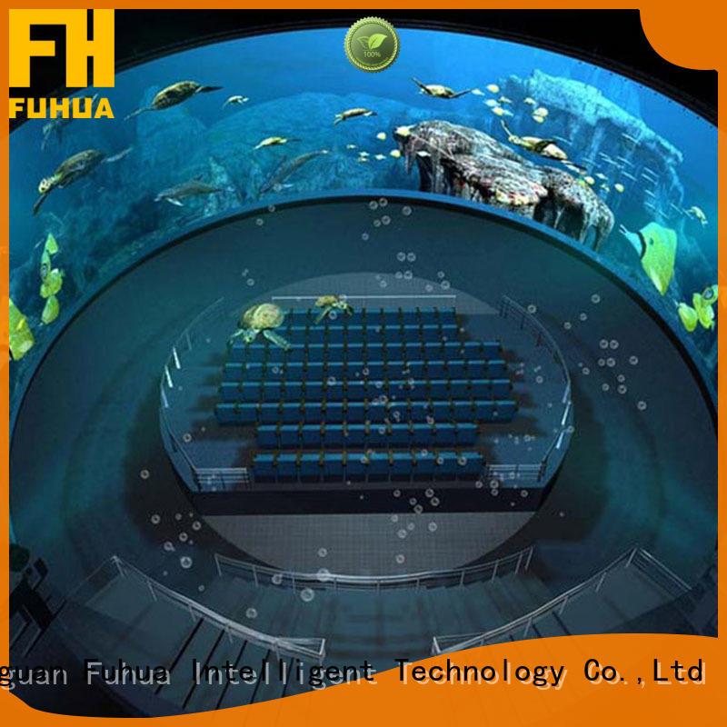 Fuhua High-tech dome cinema Projector system