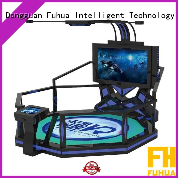 fashionable shooting game machine vr factory for cinema