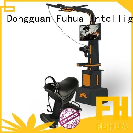 Fuhua gun vr shooting for sale for theme park