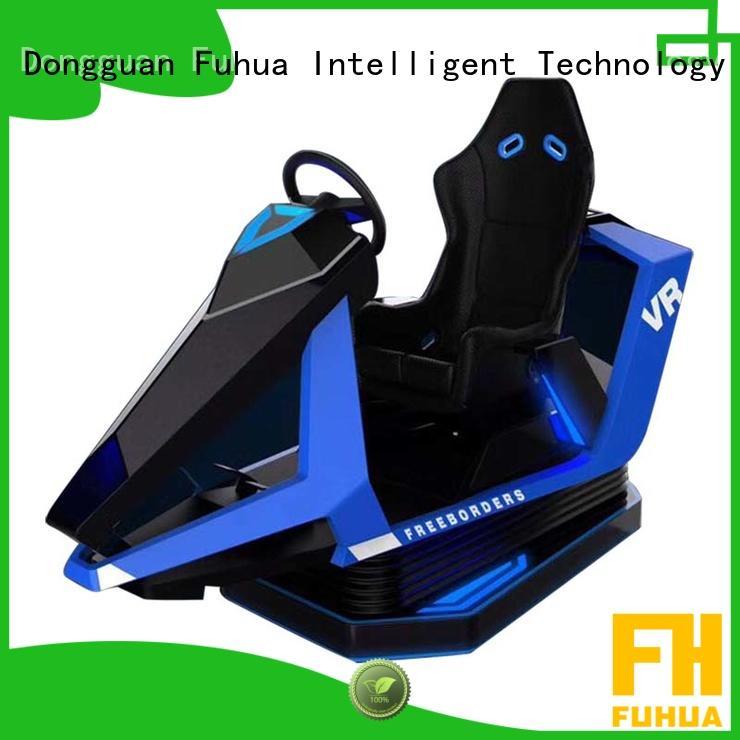 Fuhua high performance vr racing simulator motion for amusement