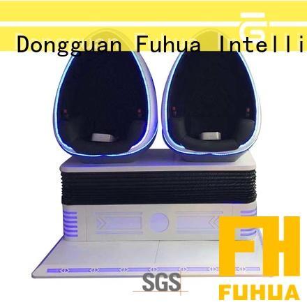 Fuhua center virtual reality 360 supply for amusement