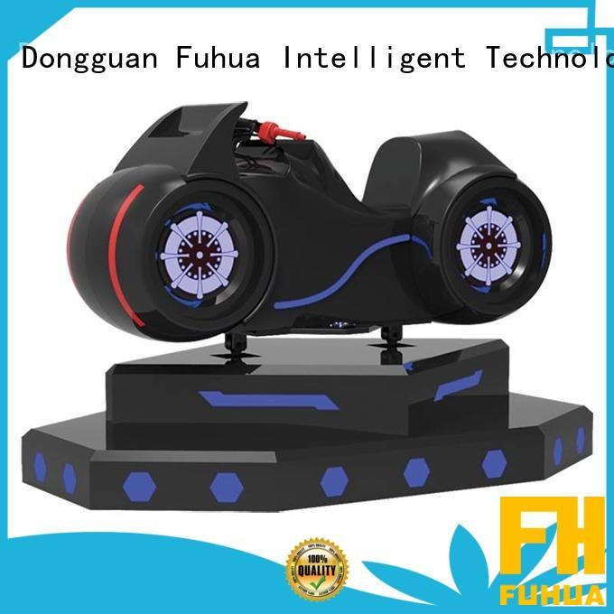 Fuhua dof car racing game simulator for cinema