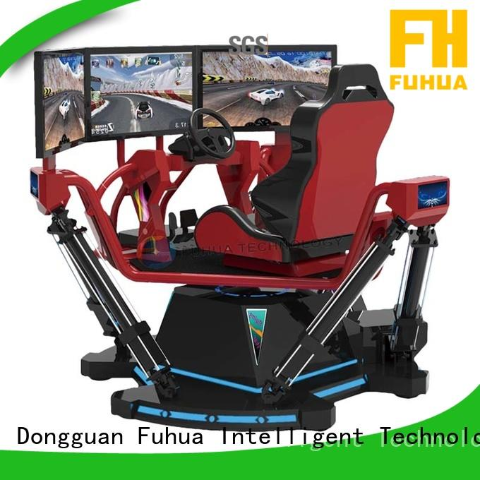 international best racing simulator simulator dynamic control technology for theme park