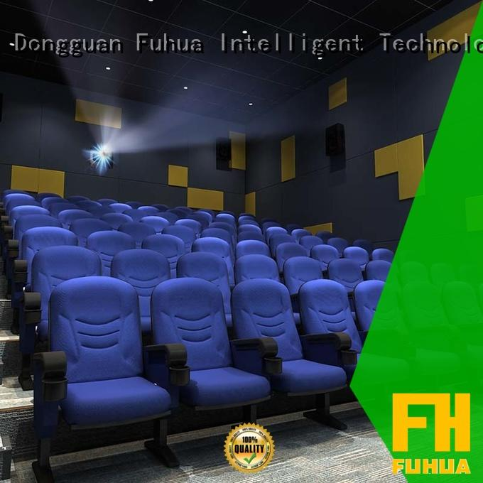 Professional best 3d cinema 3D control Theme Parks