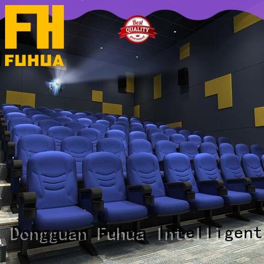 Fuhua good quality 3d movie theater for sale for park
