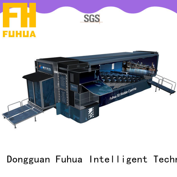 High Cost-effective mobile cinema xd sound system for zoo