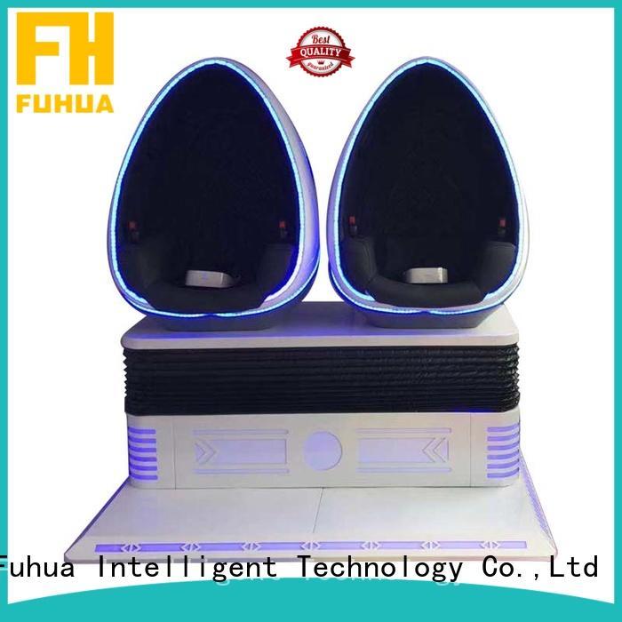 seats center simulator egg 9d egg cinema Fuhua Brand
