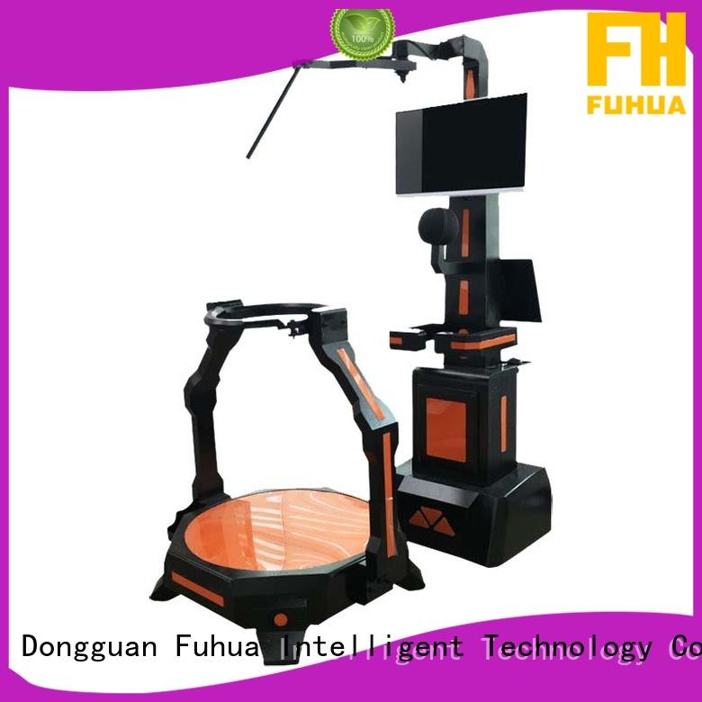 Fuhua cool vr shooting engines for market