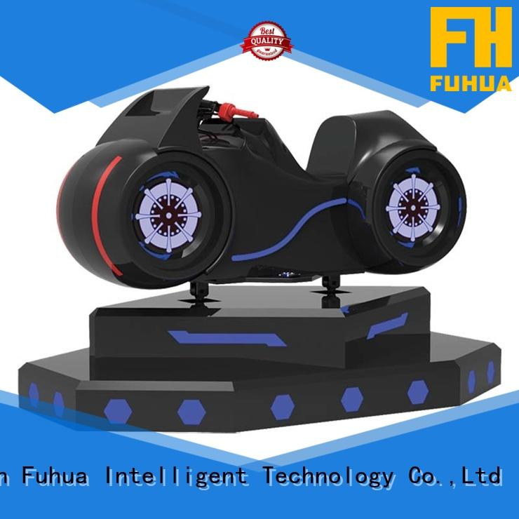 fashionable best racing simulator metal dynamic control technology for amusement
