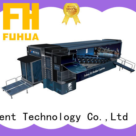 Fuhua portable mobile theater air conditioning system control system for aquariums