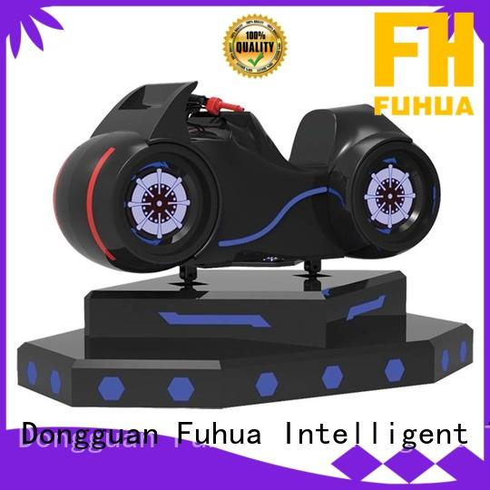 Attractive racing simulator cockpit engines for park Fuhua