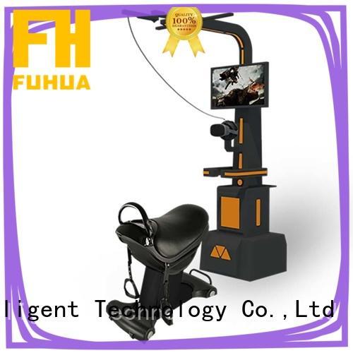 Fuhua pp virtual reality guns dynamic control technology for market