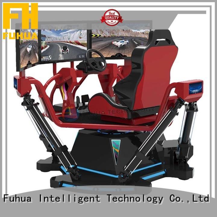 car car racing game simulator amusement for cinema Fuhua