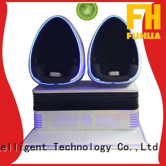 Fuhua reality 9d virtual reality different experience for amusement