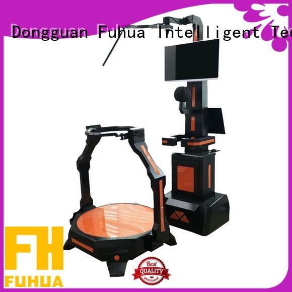 Fuhua fashionable laser shooting simulator factory for market