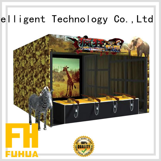 Fuhua most shooting game machine factory for cinema