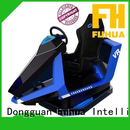 Fuhua center racing car simulator for amusement