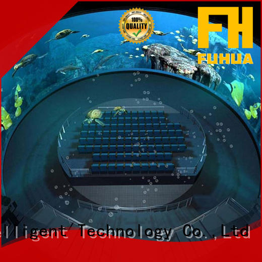 High-tech projection dome system wholesale for space & science center