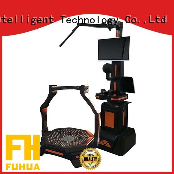 Fuhua arcade laser shooting simulator dynamic control technology for market
