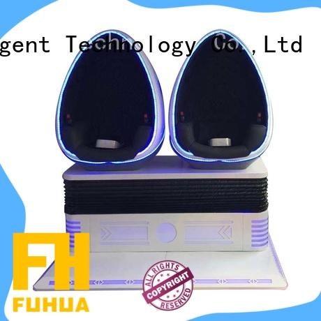 Fuhua 9d vr kids for adults for theme park