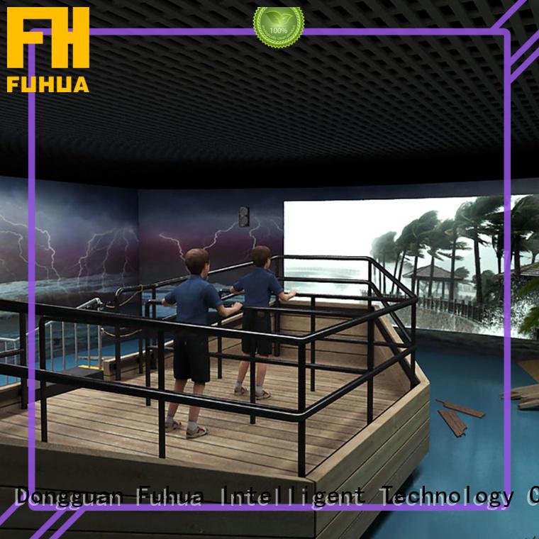 Fuhua automatic voyage simulator for education