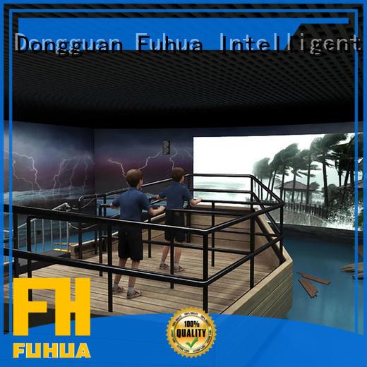 typhoon voyage simulator fuhua Fuhua