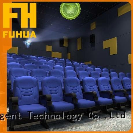 Best Price 3D Fuhua Amusement Professional Cinema theater Equipment