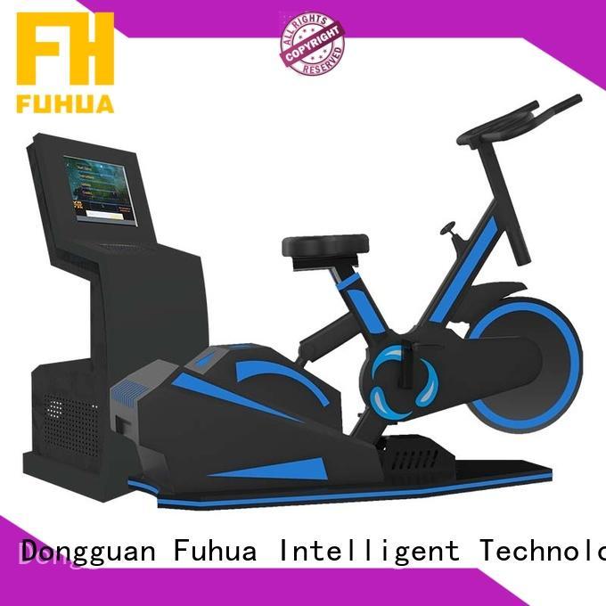 vr exercise games ski school Fuhua