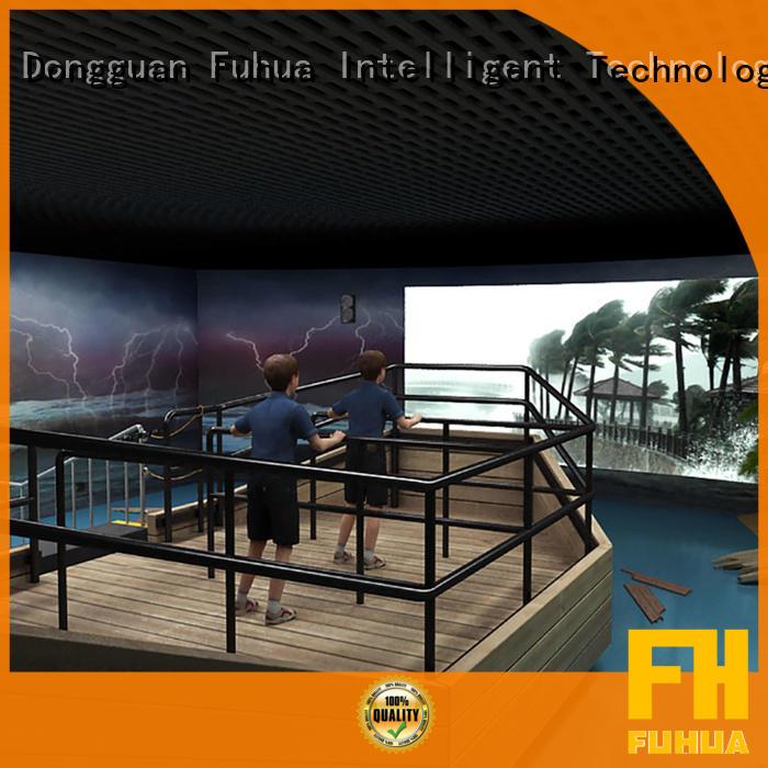 popular voyage simulatormotion manufacturefor museum