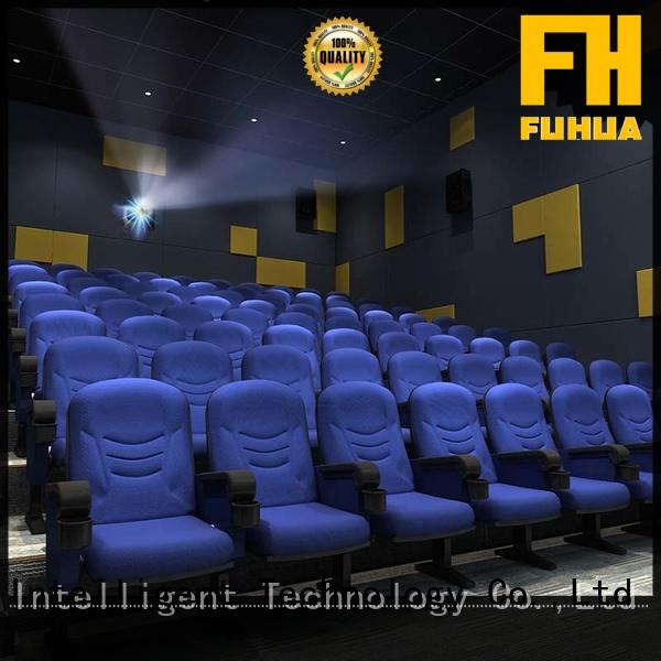 good quality3d movie theater theater 3D control