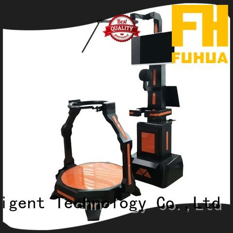 Fuhua game shooting game machine dynamic control technology for theme park