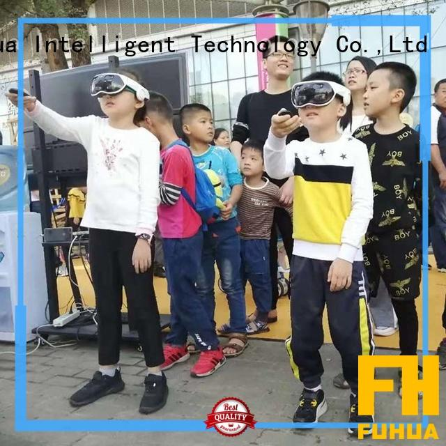 Fuhua mixed mixed reality games for education for theme parks