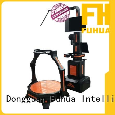 international shooting game simulator gun dynamic control technology for amusement park