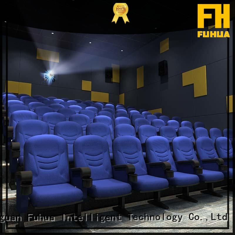 Fuhua stable 3d theater for theme park