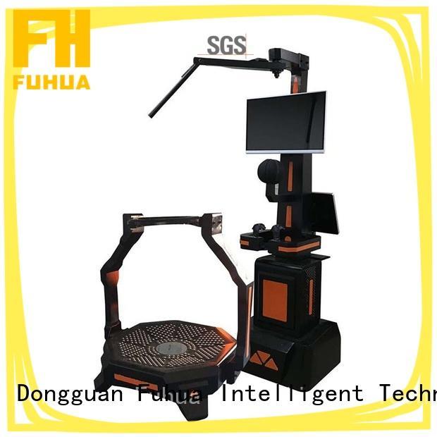 Fuhua steam shooting simulator factory for cinema