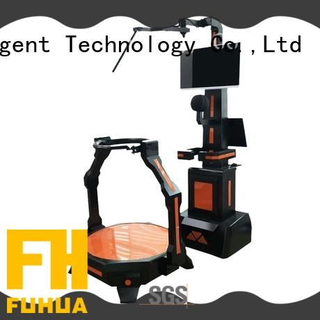 Fuhua players laser shooting simulator dynamic control technology for theme park