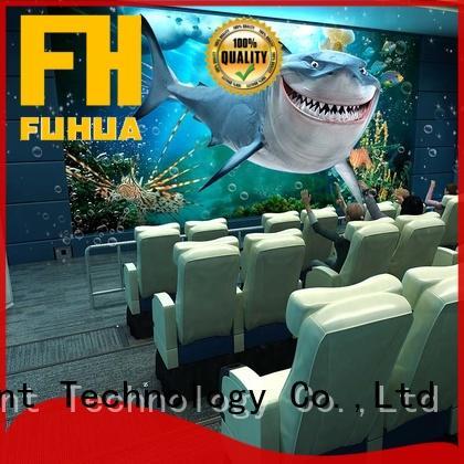 5d cinema xd for amusement park Fuhua