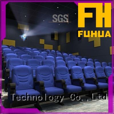 Fuhua good quality 3d theater for sale