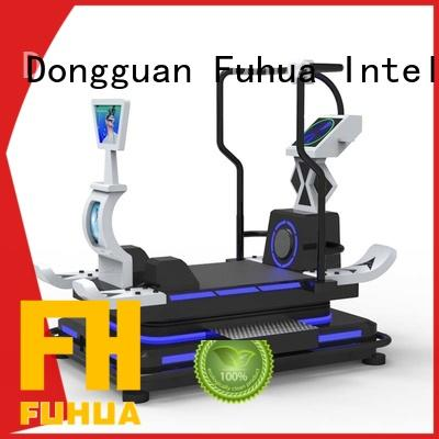 Fuhua Intelligence horse riding simulator for school
